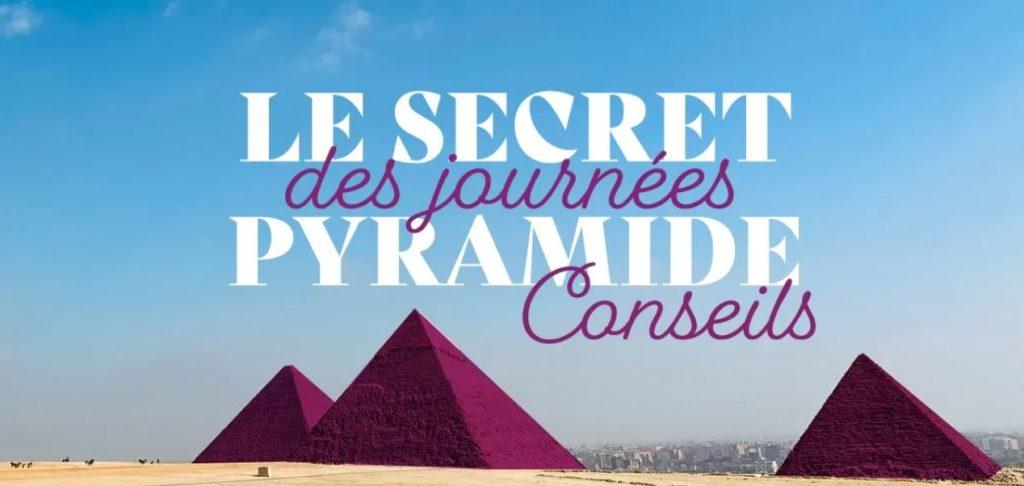 Article HappyCab le secret des journées Pyramide